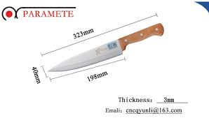 alibaba taiwan heated kitchen chef knife rostfrei stainless