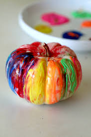 Small Pumpkins Decorating Ideas No Knives No Problem Pumpkin Decorating Ideas For Kids Project