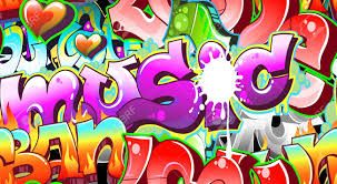graffiti design graffiti background seamless design royalty free