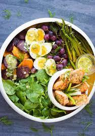 Salad Main Dish - top ten main course salads simply fresh dinners