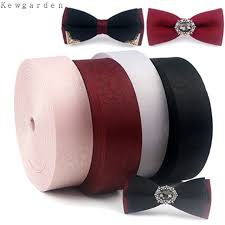 cloth ribbon 40mm 4cm high quality silk plush layerling cloth ribbons diy