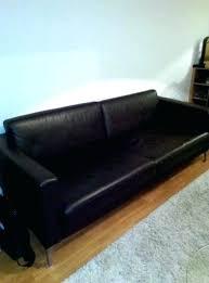 canap noir ikea ikea fauteuil cuir ikea fauteuil cuir fauteuil cuir noir ikea cheap