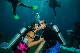 underwater wedding underwater wedding picture of paradise taveuni taveuni island