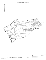 County Map Pennsylvania by Pa State Archives Pennsylvania County Municipalities Map