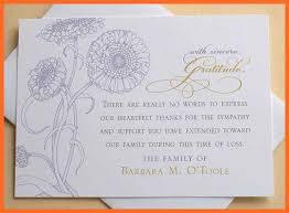 sympathy thank you cards sympathy thank you cards soap format