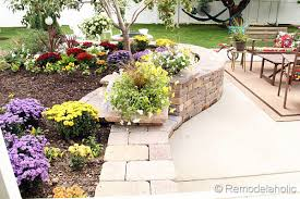 fall planting ideas from cassity of remodelaholic
