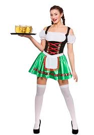 Ladies Halloween Costumes Uk Oktoberfest Beer Costume Ef2207 Ladies Oktoberfest
