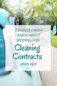 Landscape Contract Cancellation Letter Best 20 Cleaning Contracts Ideas On Pinterest Cleaning Services