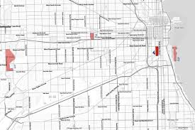 University Of Illinois At Chicago Map by Daley Vs Little Italy