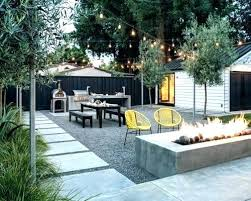 Modern Landscaping Ideas For Backyard Modern Backyard Landscaping Ideas Sillyanimals Club