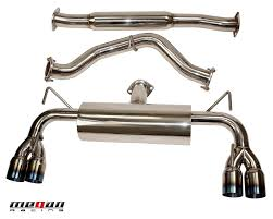 Megan Racing Oe Rs Catback Exhaust 2008 2014 System Subaru Wrx