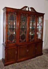 Dining Room With China Cabinet by Antique China Cabinet Ebay