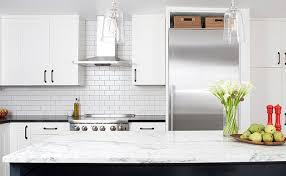 kitchen subway tile white subway tile in kitchen backsplash pictures of image design