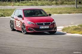 peugeot family drive 2016 peugeot 308 gti 270 test drive manic turbo tire torturer