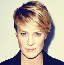 i want to see pixie hair cuts and styles for women over 60 robin wright wears short hair like nobody s business her classy