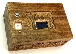 gift card puzzle box gps puzzle box