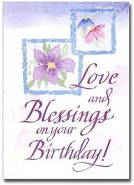 religious birthday cards of and blessings birthday card