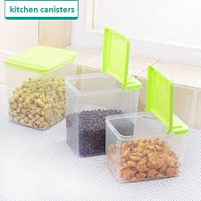 buy kitchen canisters 28 plastic kitchen canisters kitchen canister set of