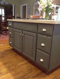 Kitchen Cabinets Painted With Annie Sloan Chalk Paint by Annie Sloan Paris Grey Kitchen Cabinets Distressed Annie Sloan
