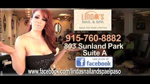 lindas nail and spa el paso youtube