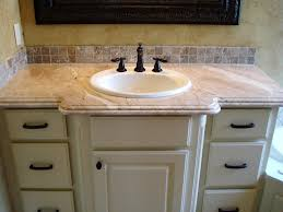 Bathroom Counter Top Ideas Breathtaking White Bathroom Vanity With Marble Top Ideas Athroom