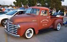 Vintage Ford Truck Grill - 1949 chevrolet 3100 thrift master custom pickup tuning rods