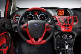 Ford Escape Dashboard - ford offers additional options accessories zazz for 2012 fiesta