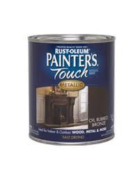 rust oleum painter u0027s touch paint 1 qt at menards