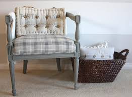 antique french chair guest post country chic paint