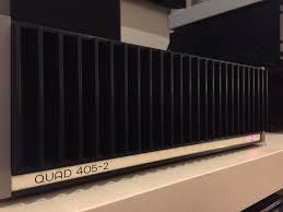 quad 405 power amplifier review liquid audio
