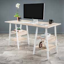shop best selling home decor zeta computer desk at lowes com