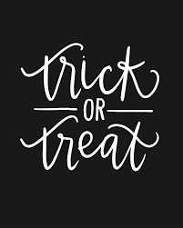 hand lettered halloween poster printables capturing joy team