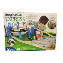 imaginarium train set with table 55 piece imaginarium timber log spiral train set imaginarium toys r us