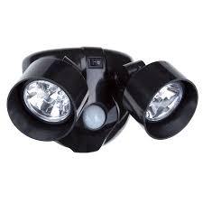 wireless sensor lights outdoor dual head motion sensor led wireless security light outdoor porch
