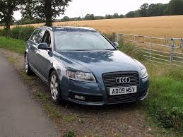 Audi A6 C6 Facelift New Shape 2 0tdi Manual Estate In Very Good
