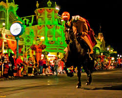 magic kingdom halloween photos disney tourist blog