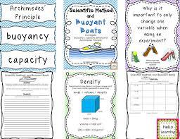 density and buoyancy worksheet worksheets