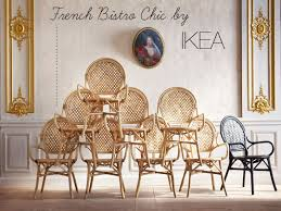 Woven Bistro Chairs 100 Rattan Bistro Chair Endearing French Rattan Bistro