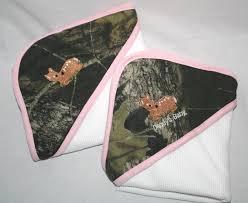 Mossy Oak Bedding Mossy Oak Camouflage U0026 Pink Baby Blanket