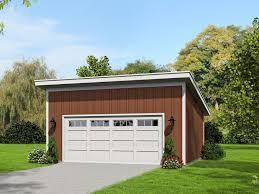 modern garage plans two car garage plans modern 2 car garage plan 062g 0054 at www