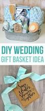 the 25 best wedding gift baskets ideas on pinterest bridal this diy wedding gift basket idea has a shower theme and includes bath towels a