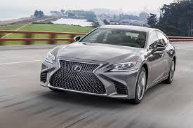 lexus ls kiriko glass 2018 lexus ls new car review