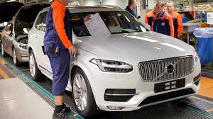 build your own volvo south carolina wins volvo cars plant adds to bmw to be second