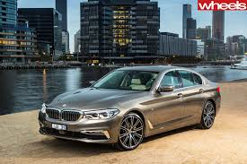luxury bmw 2017 2017 bmw 5 series review wheels