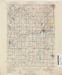 Mi Map Historical Topographic Maps Perry Castañeda Map Collection Ut