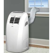 Small Bedroom Air Conditioners Lg Electronics 10 000 Btu Portable Air Conditioner 115v Factory