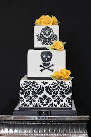 25 Best Skull Wedding Ideas by 134 Best Wedding Cake Images On Pinterest Wedding Cakes