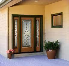 fiberglass entry doors with glass jeld wen architectural glass panel fiberglass door oak woodgrain