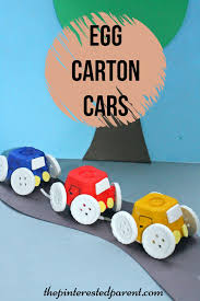egg carton cars u2013 the pinterested parent