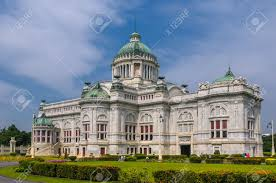 the ananta samakhom throne hall in thai royal dusit palace